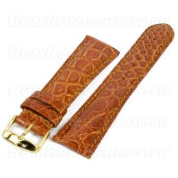 Ремешок Stailer Genuine Crocodil 2945-2411